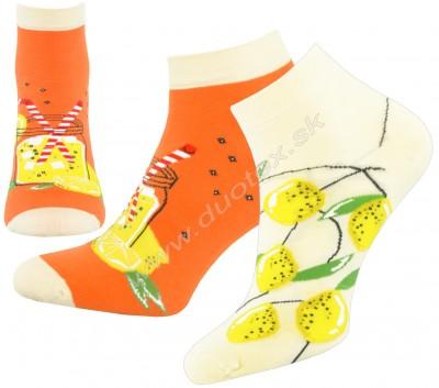 Dámske ponožky More-034A-009