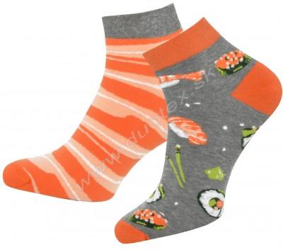 Dámske ponožky More-034A-016