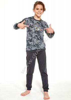 Chlapčenské pyžamo Cornette453-Air-force