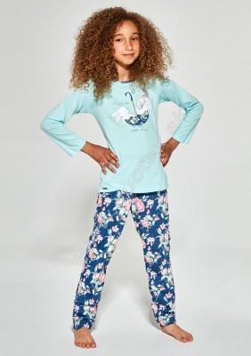 Dievčenské pyžamo Cornette031-Umbrella