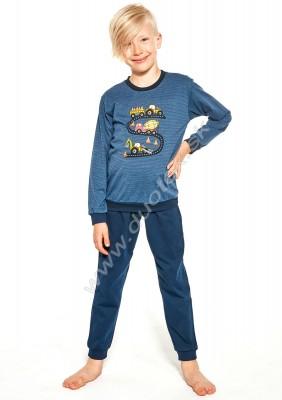 Chlapčenské pyžamo Cornette478-Road