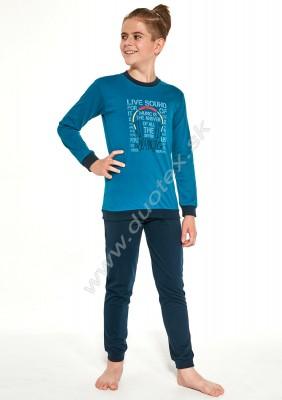 Chlapčenské pyžamo Cornette267-Music