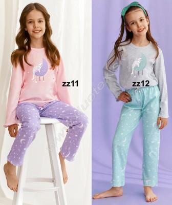 Dievčenské pyžamo Livia2589