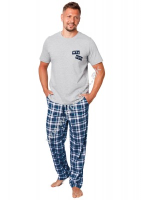 Pánske pyžamo Pol1141