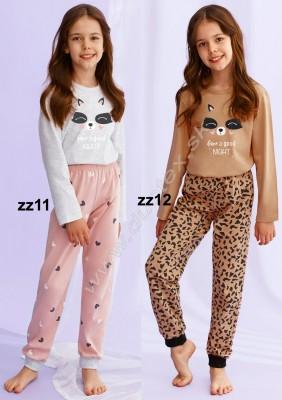 Dievčenské pyžamo Suzan2586