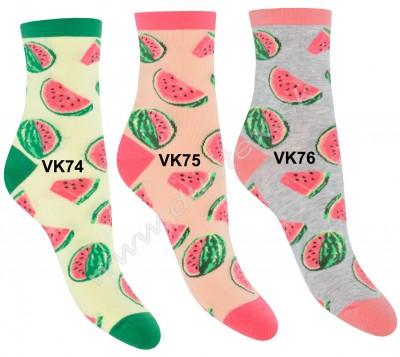 Vzorované ponožky Steven-159-74