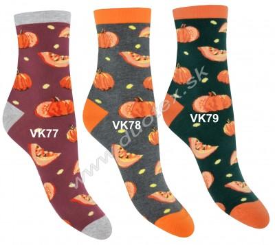 Vzorované ponožky Steven-159-77