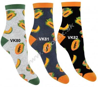 Vzorované ponožky Steven-159-80