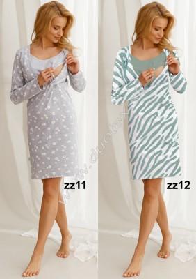 Tehotenská nočná košeľa Linda1091