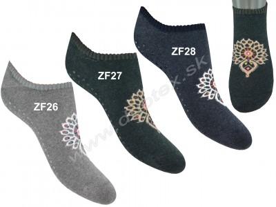 Froté ponožky s ABS Steven-132-27