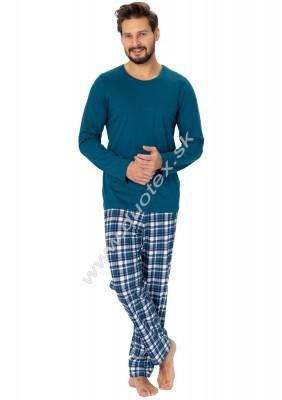Pánske pyžamo Leo1130