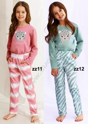 Dievčenské pyžamo Carla2587