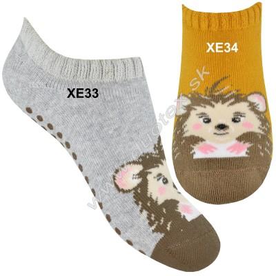 Froté ponožky s ABS Steven-134-33
