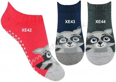 Froté ponožky s ABS Steven-134-42