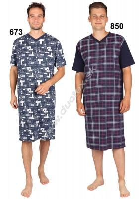 Pánska nočná košeľa P-Markus