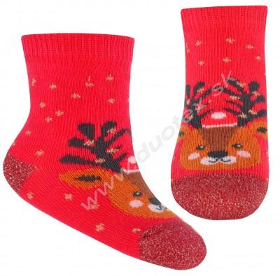 Vianočné ponožky w14.155-vz.863