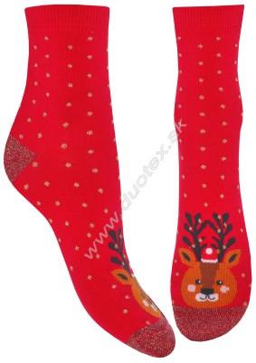 Vzorované ponožky w84.155-vz.863