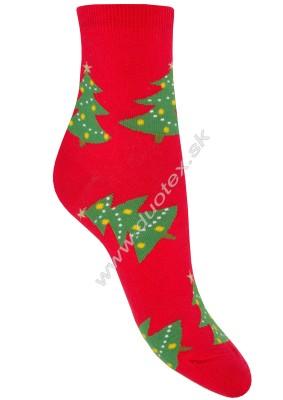 Vzorované ponožky w84.155-vz.849