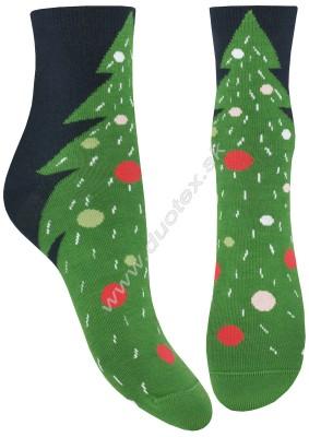 Vzorované ponožky w84.155-vz.854