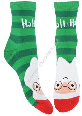 Vzorované ponožky w84.155-vz.847