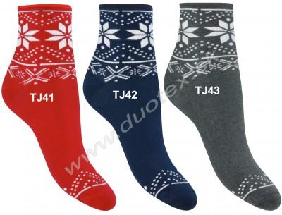 Zimné ponožky Steven-123-41