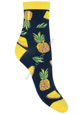 Vzorované ponožky Steven-159-84