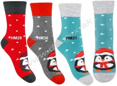 Froté ponožky Steven-096-29