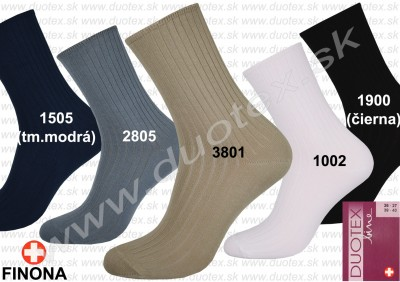 Zdravotné ponožky Finona