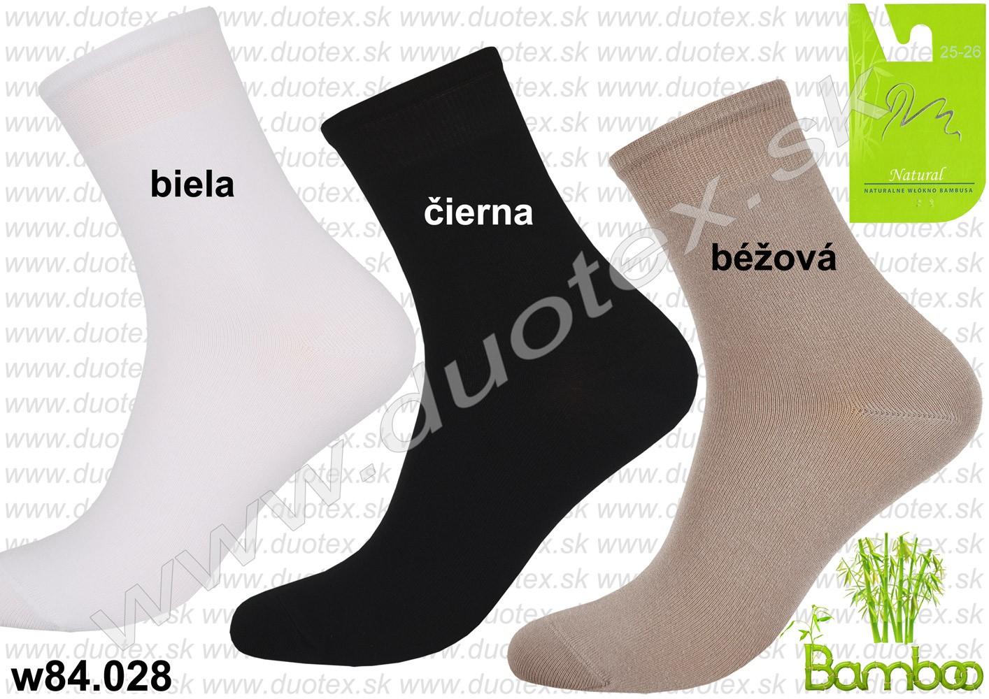 Dámske ponožky w84.028