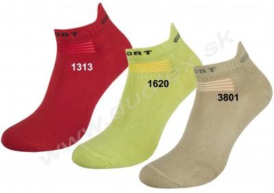 Členkové ponožky Justina-1