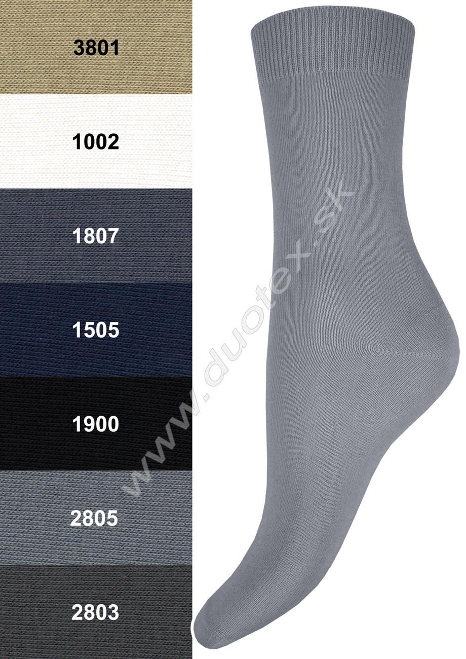 Bavlnené ponožky Nedana