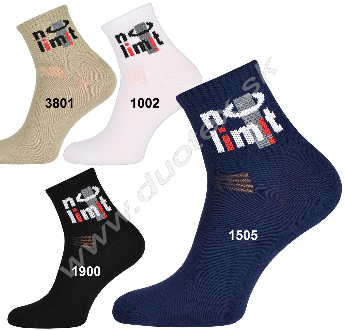 Bavlnené ponožky Nolima