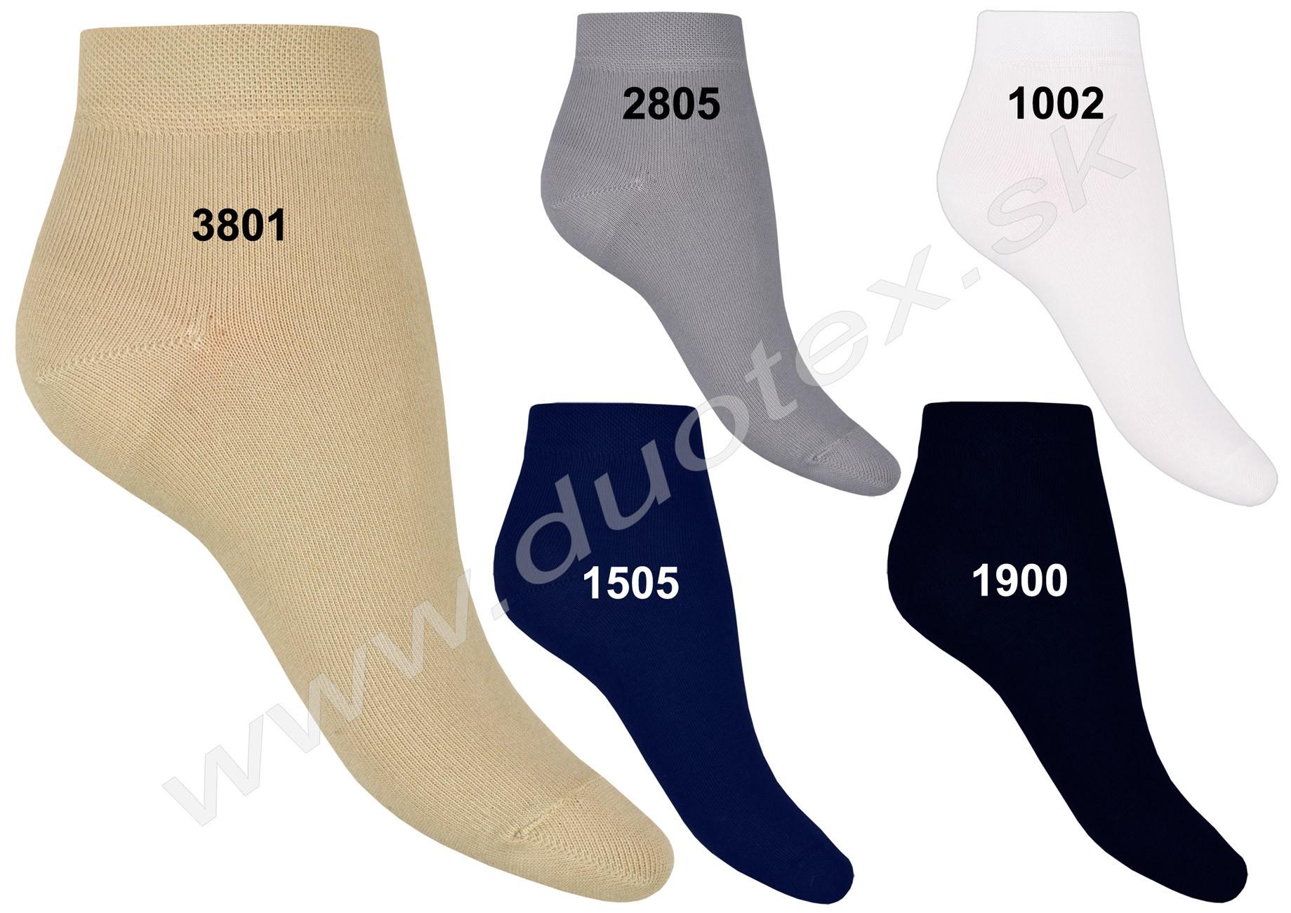 Bavlnené ponožky Palona