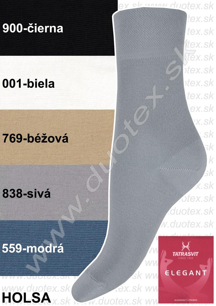 Bavlnené ponožky Holsa
