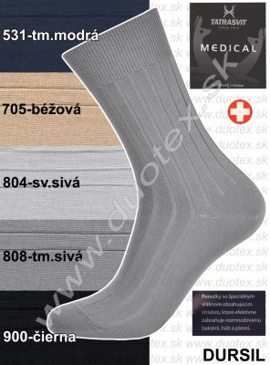 Zdravotné ponožky Dursil