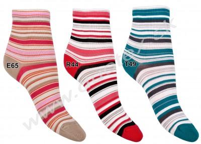 Vzorované ponožky g44.59n-vz.987