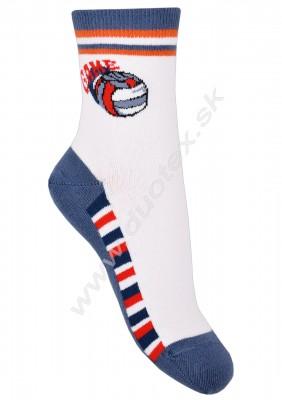 Vzorované ponožky w44.p01-vz.881