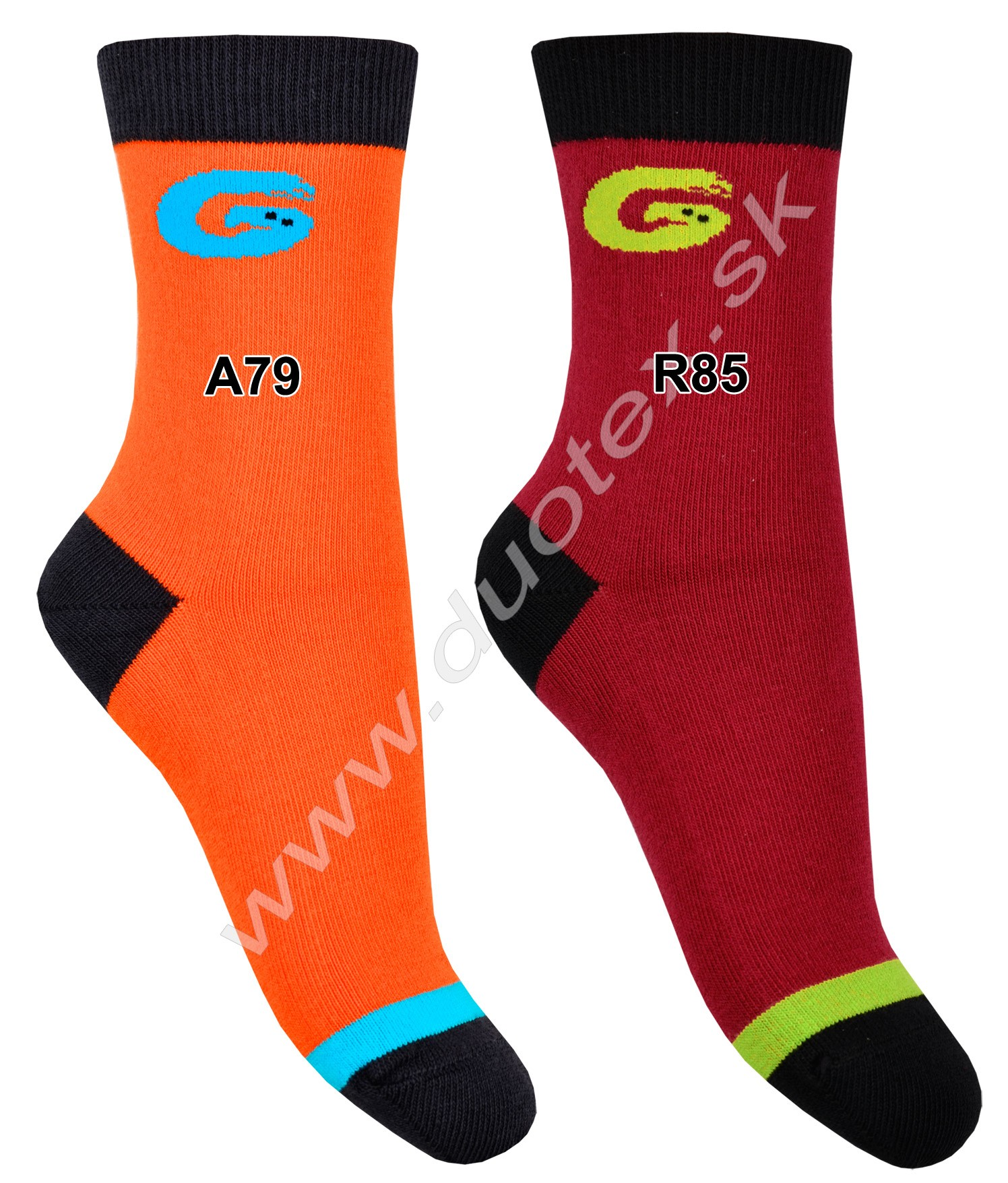 Detské ponožky g34.n01-vz.711