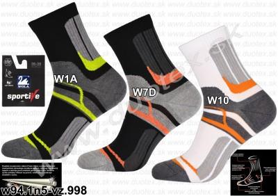 Bavlnené ponožky w94.1n5-vz.998