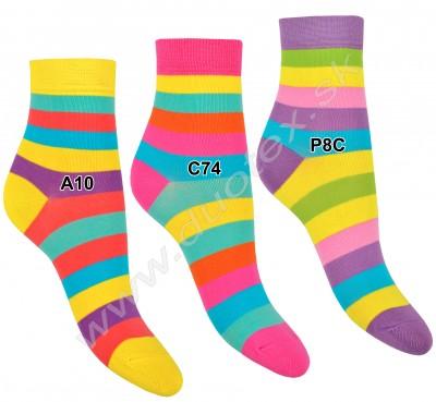 Vzorované ponožky g44.59n-vz.895