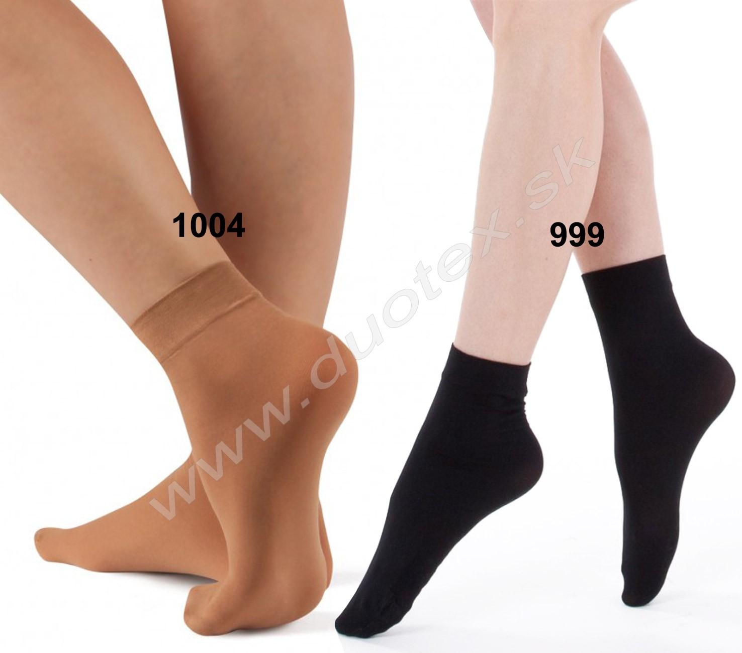 Dámske ponožky Madla