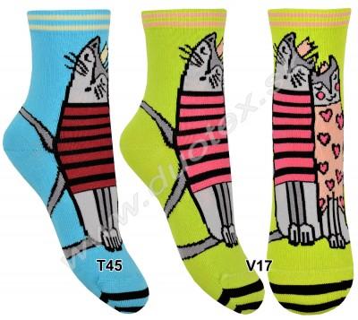 Detské ponožky w24.01p-vz.784