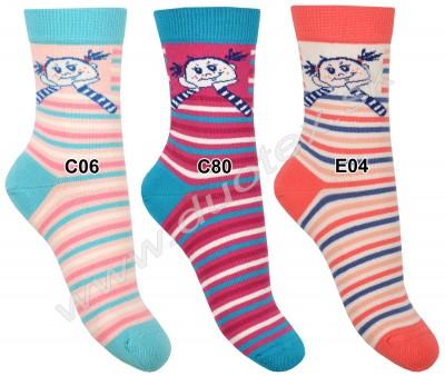 Vzorované ponožky g44.01n-vz.608