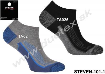 Členkové ponožky Steven-101-1