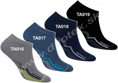 Členkové ponožky Steven-101-2