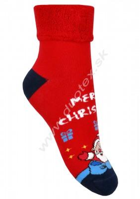 Vianočné ponožky Steven-096-1