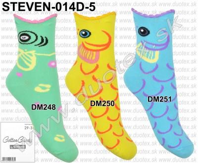Detské ponožky Steven-014D-5