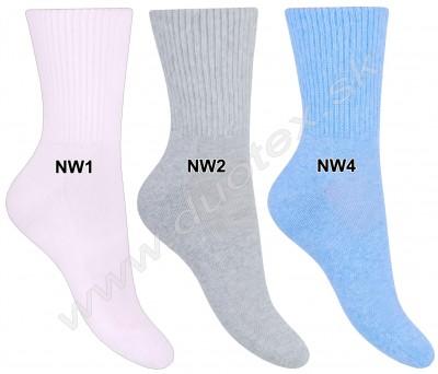 Froté ponožky Steven-127-1