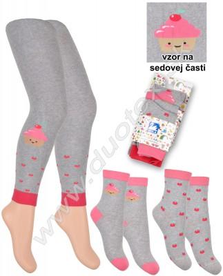Legíny+ponožky w05.002-vz.002