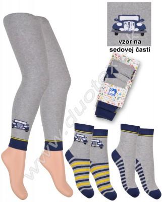 Legíny+ponožky w05.002-vz.010
